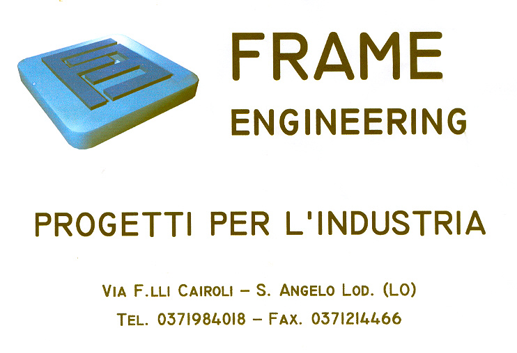 FRAME ENGINEERING SRL